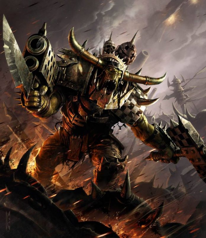Da Orks Gots New Toyz: Ork codex Review - Nights At The Game