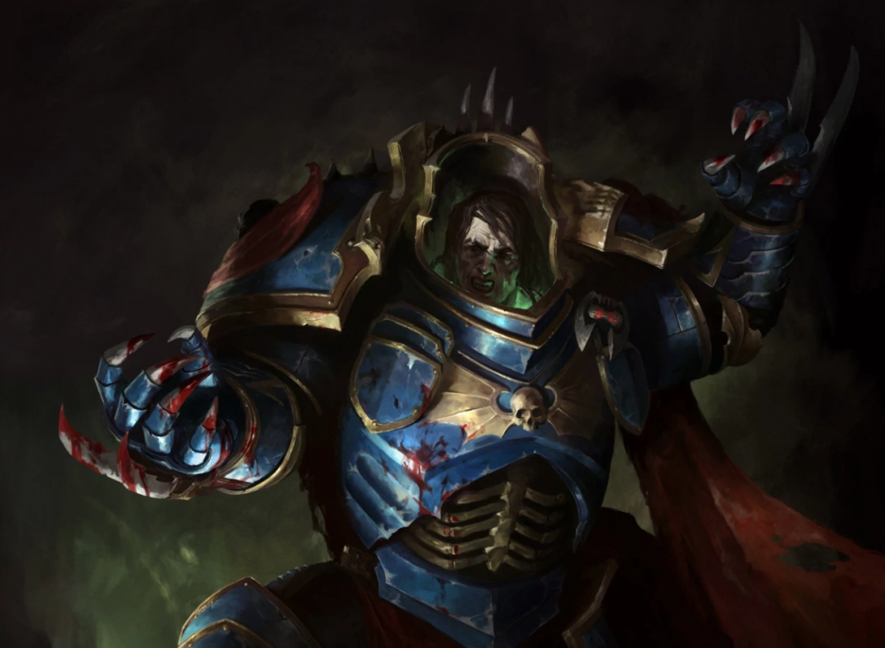 Warhammer Armies: Night Lords Tactics - Nights At The Game Table