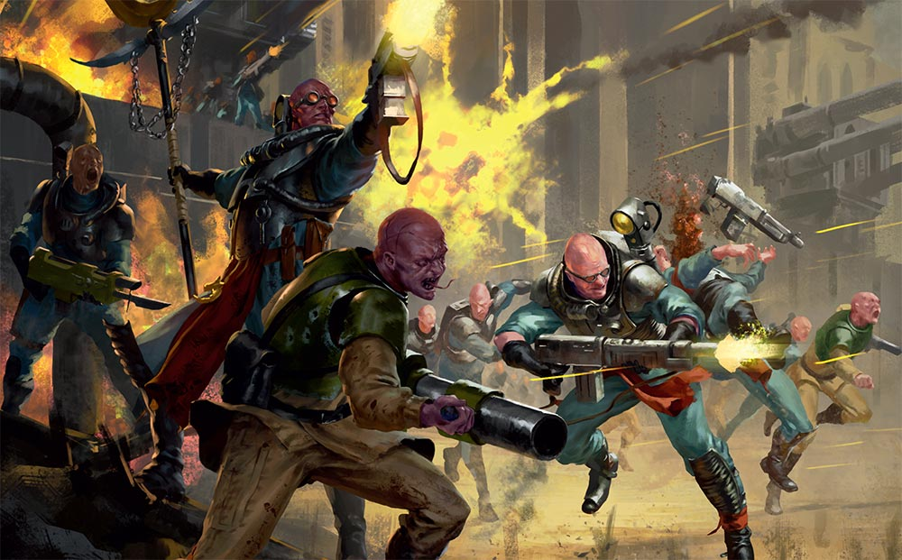 Genestealer Cult 8Th Edition Codex Release Date