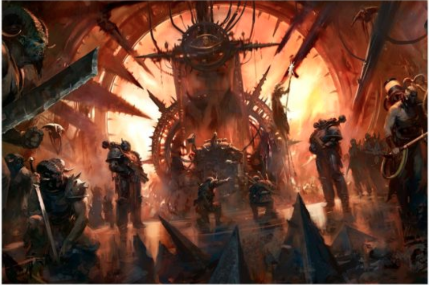Best Warhammer 40K Chaos Lists 2019- Nights At The Game