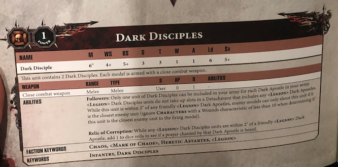 Should I Buy The New Dark Apostle: Nights At The Game Table