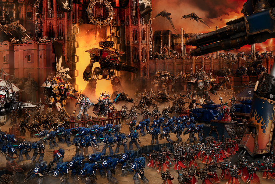 Warhammer 40k Apocalypse Review- Nights At The Game Table