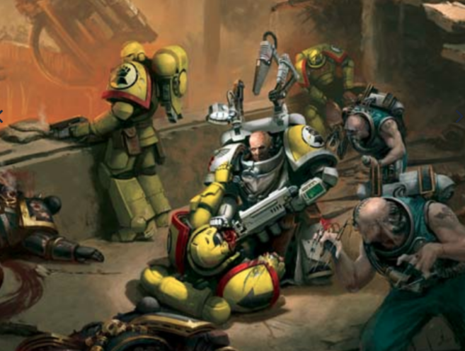 Top Space Marine Tactics Getting The Most From Your 3 Nights At The Game Table Nights At The Game Table