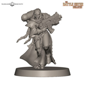 What we know about Warhammer 40k Sisters of Battle upcoming