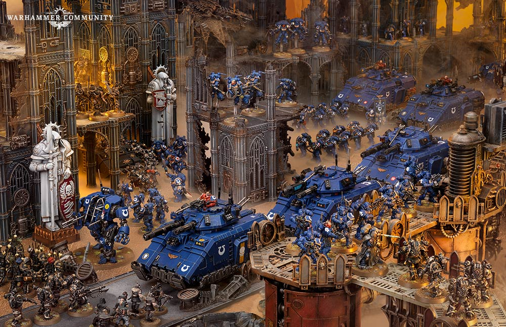 What We Know About Space Marine Codex Chapter Tactics - Nights At