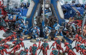 Space Marine Codex Review - Nights At The Game Table
