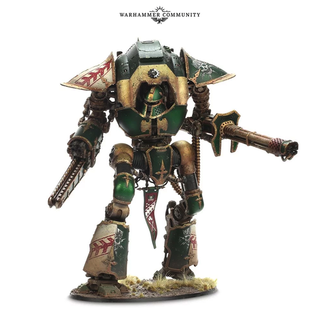 New Imperial Knights