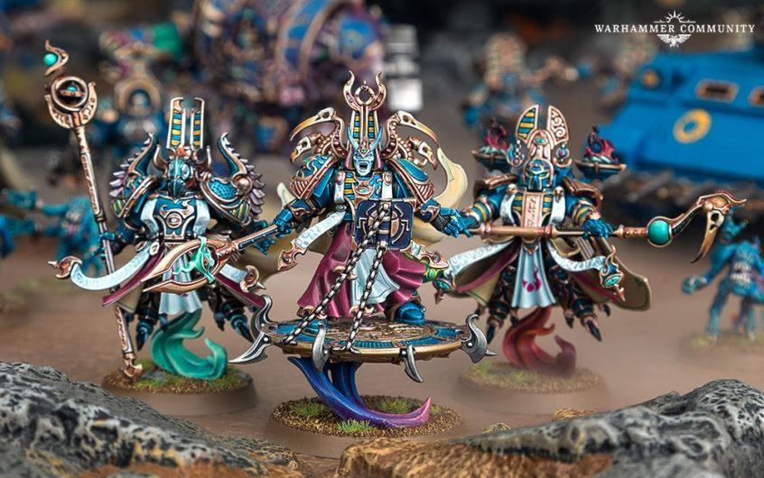 Thousand Sons Tactics