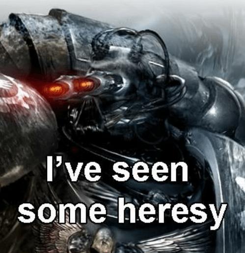 Warhammer 40k Dank Memes