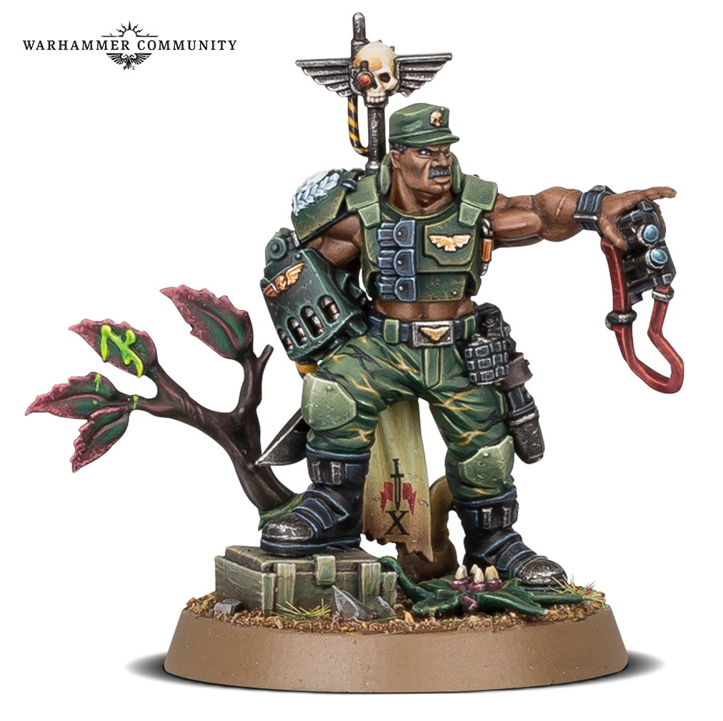 BIG NEWS FROM Games Workshop