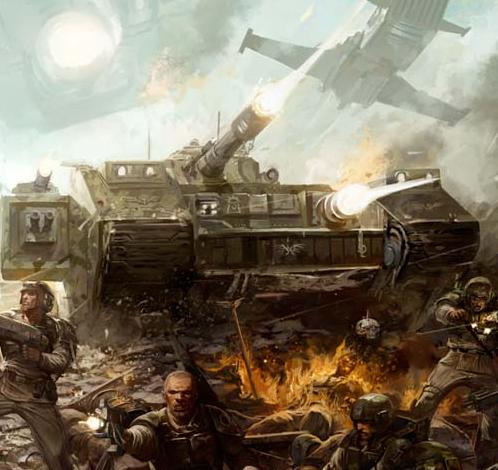 Astra Militarum Tactics