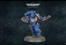 Space Marines Tactics