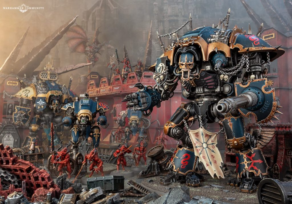 New Chaos Knights