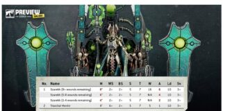 9th Edition Vehicles and Models
