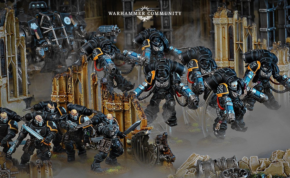 Space Marine Codex Review