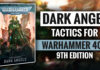 Dark Angels Tactics