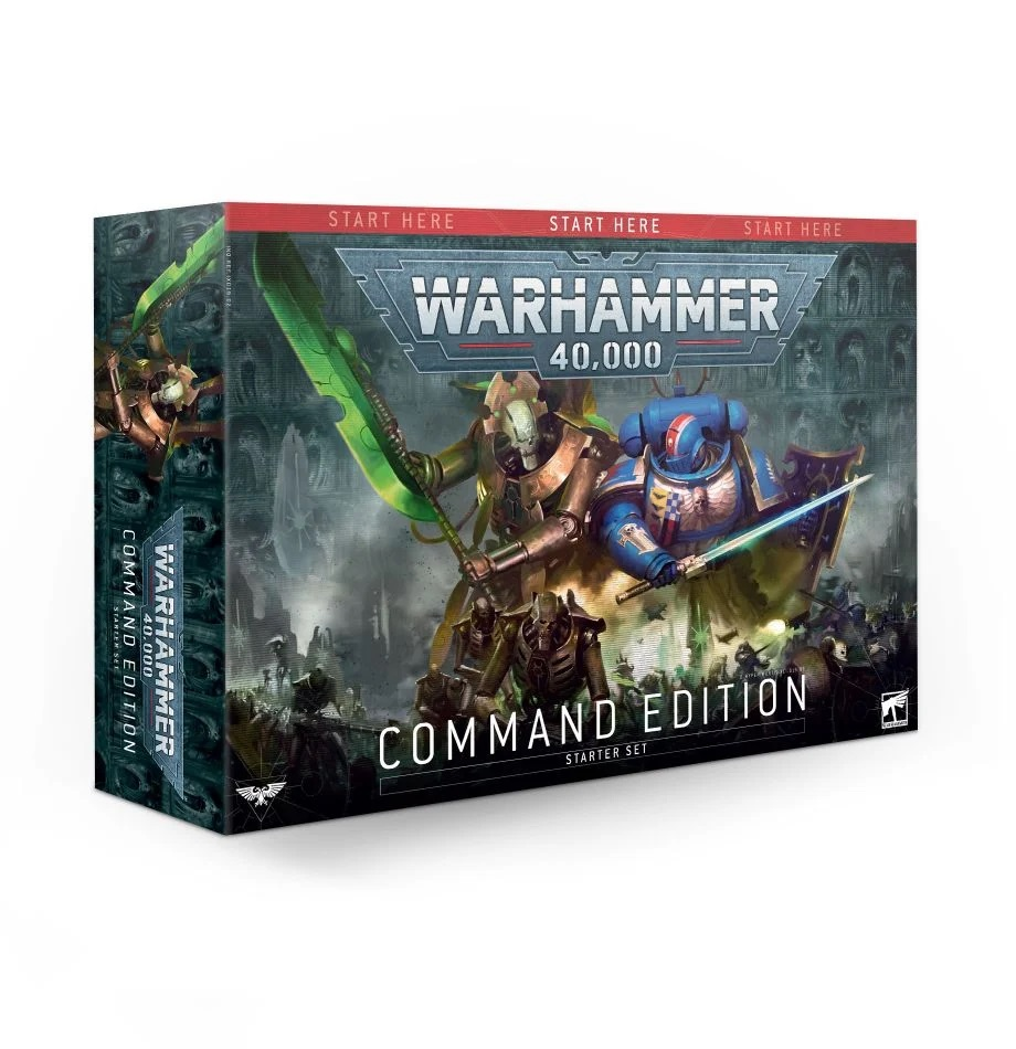 The Beginner's Guide to Space Marines