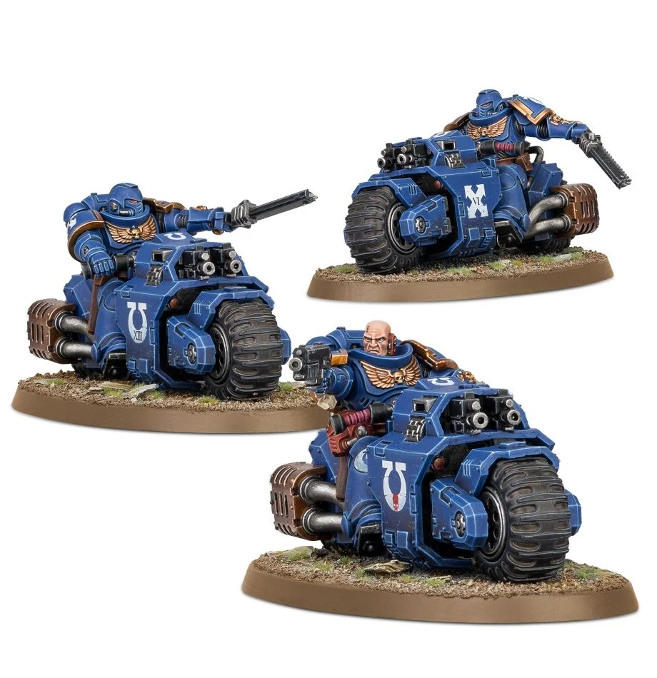 Beginner's Guide to Space Marines