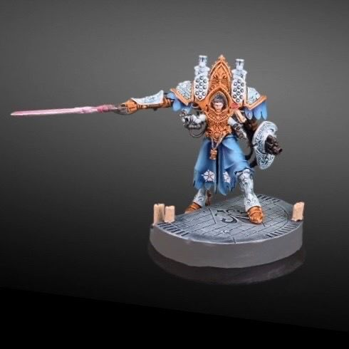 sisters of battle 9th edition