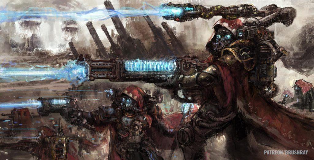 us open new orleans warhammer 40k